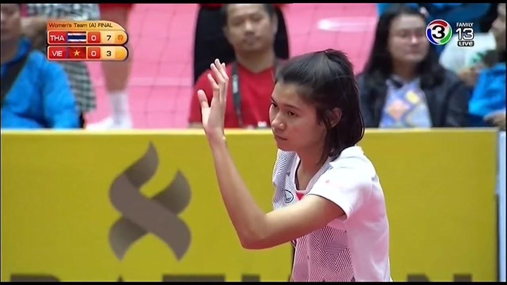 Liked on YouTube: เซปักตะกร้อชิงถ้วยพระราชทานคิงส์คัพ ครั้งที่ 33 ทีมหญิง A ไทย vs เวียดนาม 29 กันยายน 2561