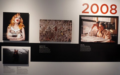 Picture of the year exhibition at Newseum, Washington DC