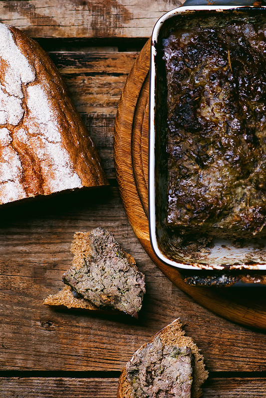 the French terrine