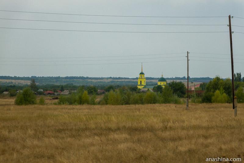 Церковь, Саратовская область