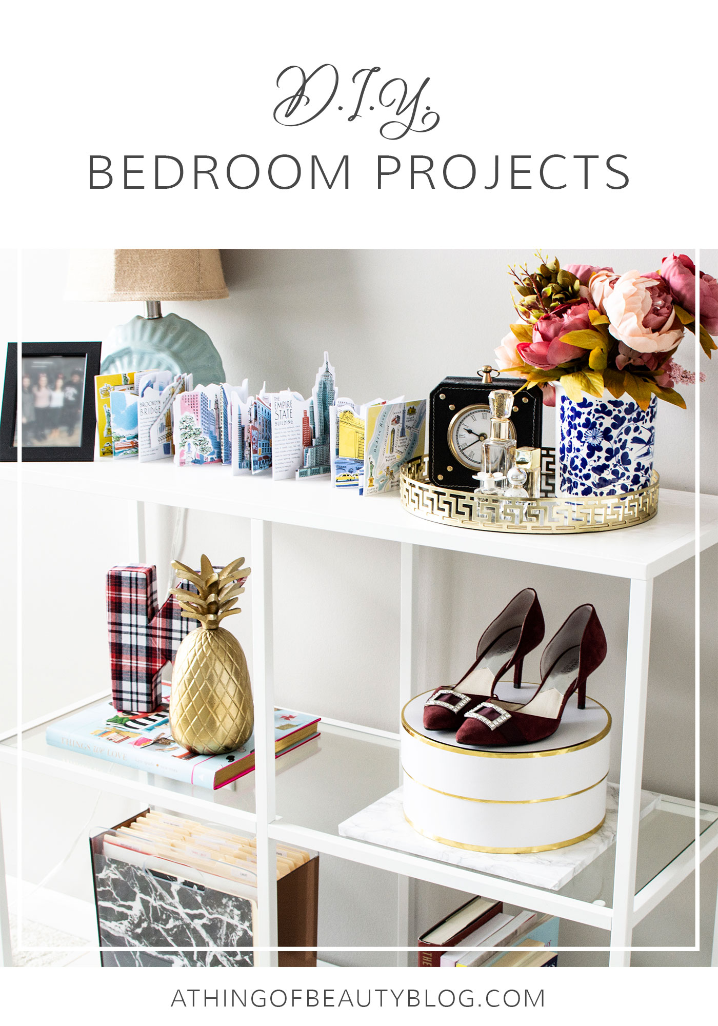DIY Bedroom Projects to Make Over the Holidays