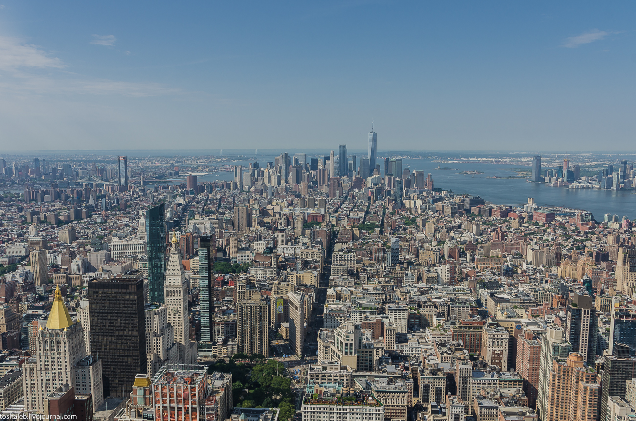Нью-Йорк_Empire State Building-49
