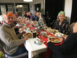 Clarion Xmas lunch 2018