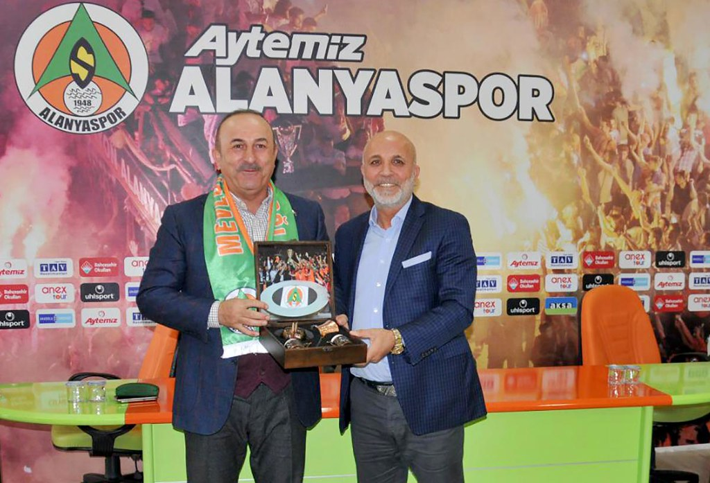 Mevlüt Çavuşoğlu, Hasan Çavuşoğlu