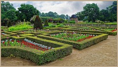 Le Jardin du logis de la Chabotterie