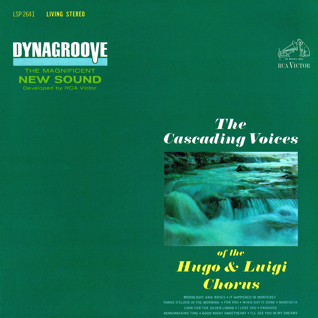 The Hugo & Luigi Chorus - The Cascading Voices