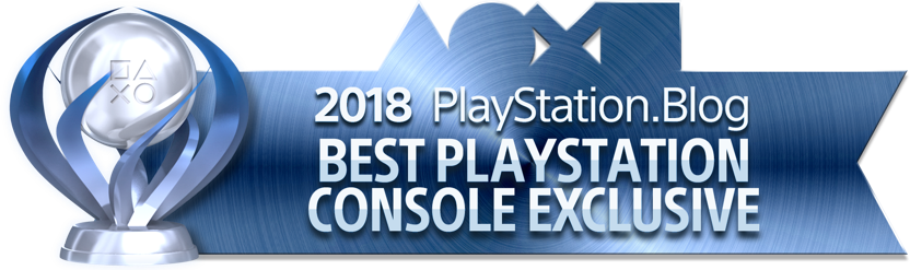 Best PlayStation Console Exclusive - Platinum
