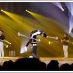 Météores - Troupe Acrobatique de Dalian