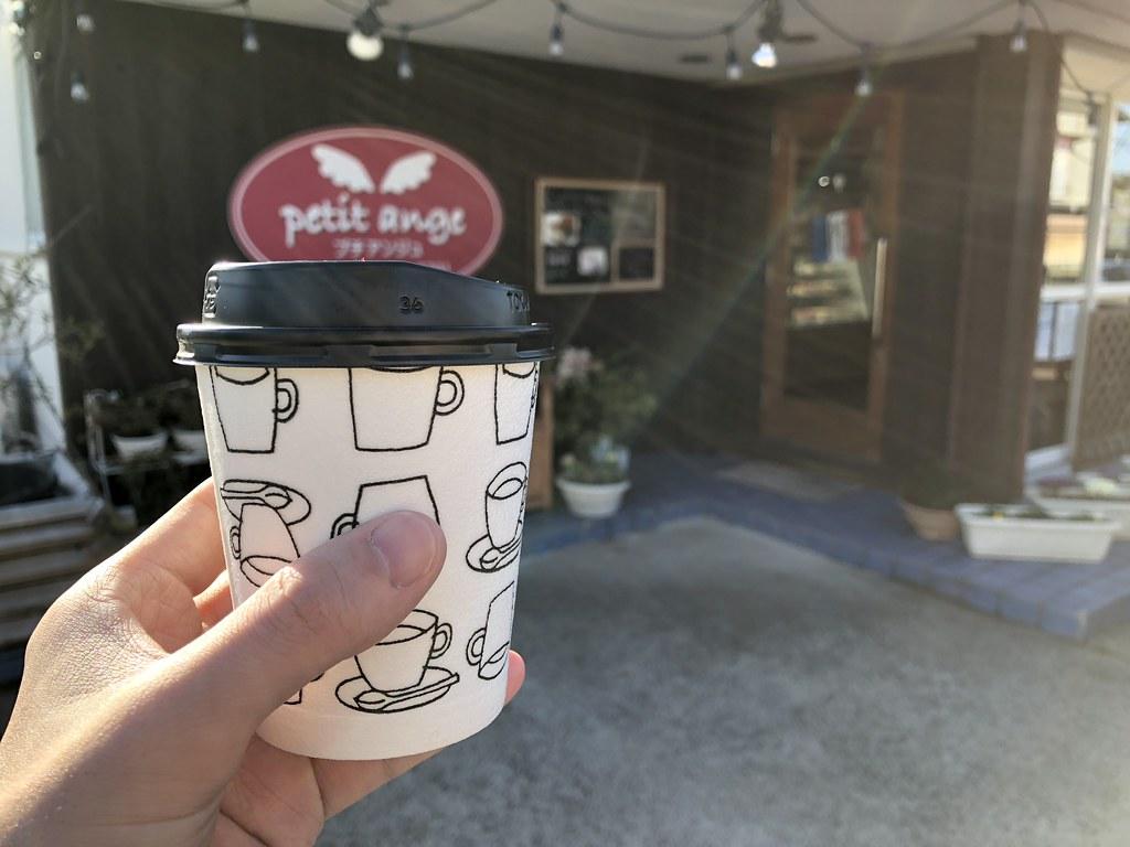 プチアンジュ_コーヒー