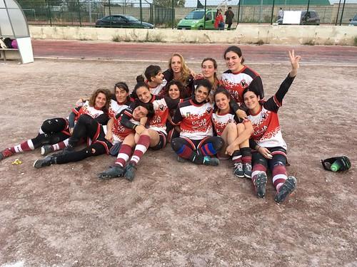 asd club granata rugby femminile