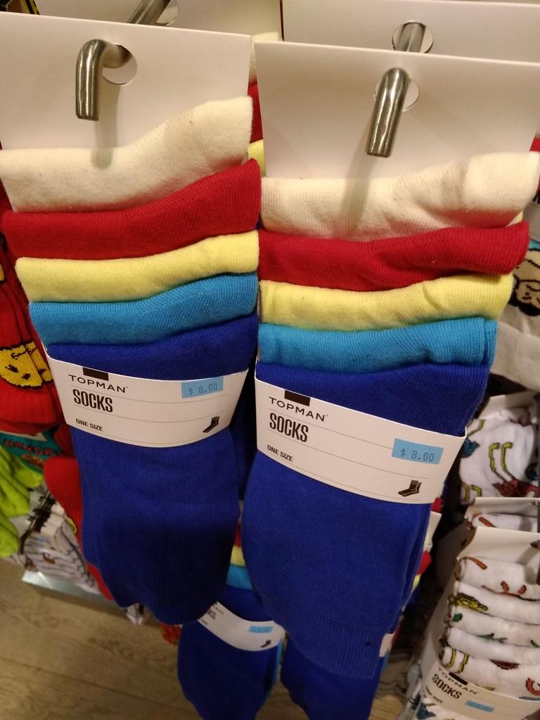 Topman socks 10 for $8