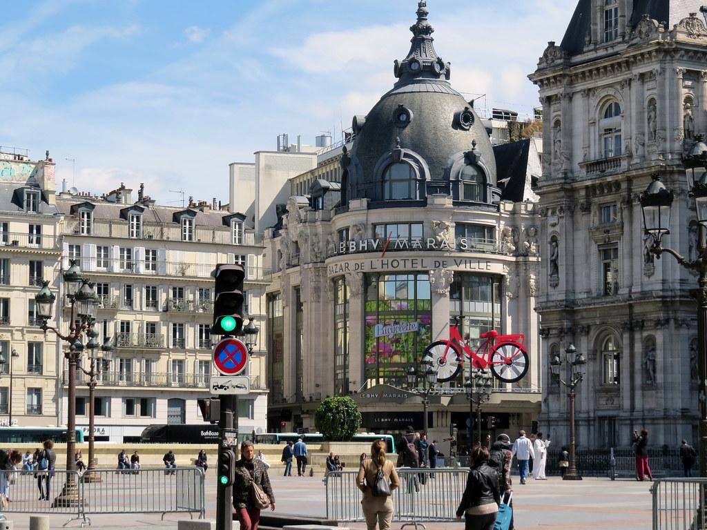 Bazar de l Hotel de Ville