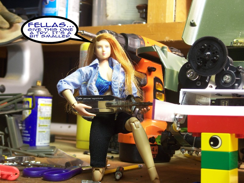 Building an RC sixth scale Jeep 44950797815_3f1eef9040_o