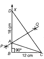 NCERT Solutions for Class 9 Maths Chapter 11 Constructions 18