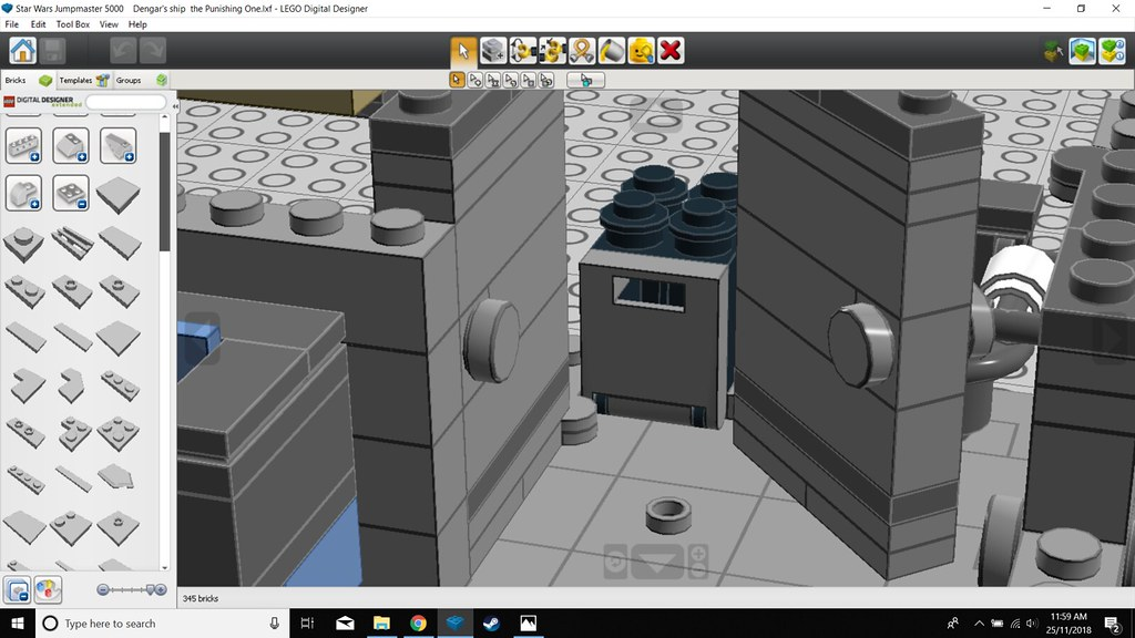 The Punishing One interior   Oven/microwave hybrid and stove