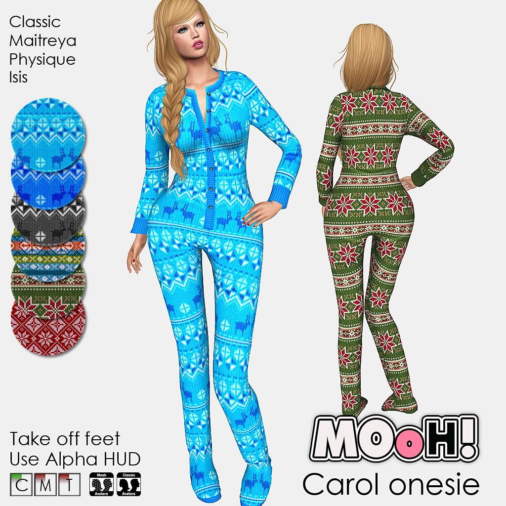 Carol onesie
