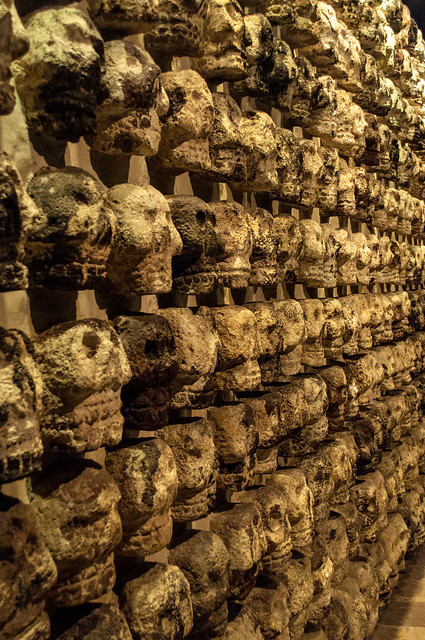 Muro de cráneos