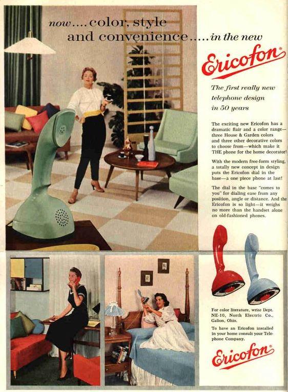Ericofone 1956