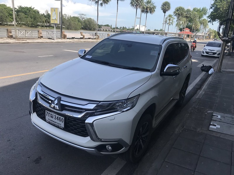 2018 Mitsubishi Pajero Sport Review