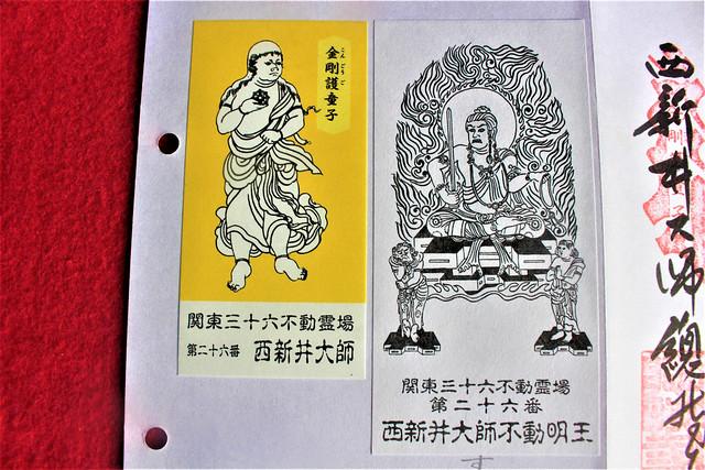 金剛護童子(こんごうご)、不動明王のお姿