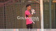 Juventud Barrio del Cristo 0-3 Ribarroja cf (Eleuterio Sánchez)