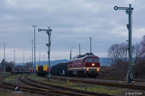 232 088 (18.12.18) Rottleberode Süd