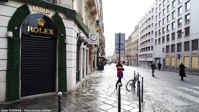 Rolex Paris copie