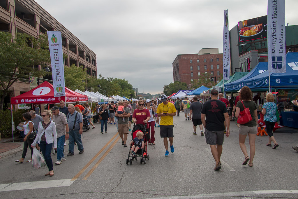Des Moines Farmer's Market