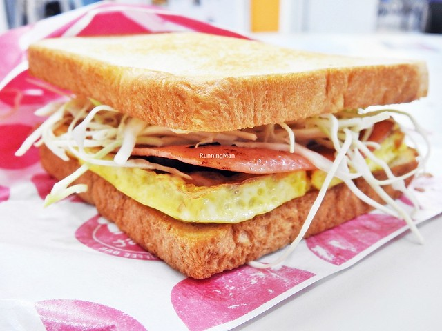K-Ham Toast