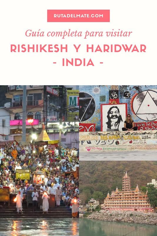 Qué ver en Rishikesh y Haridwar