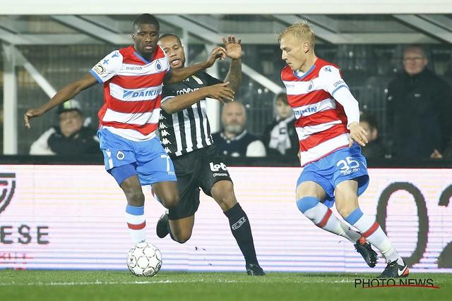 Charleroi-Club Brugge 10-11-2018