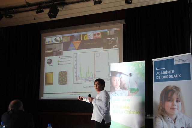 Lancement de « l'Année de la chimie, de l'école à l'Université » dans l'académie de Bordeaux