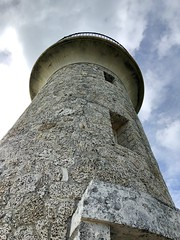 Looking up a Lighthouse