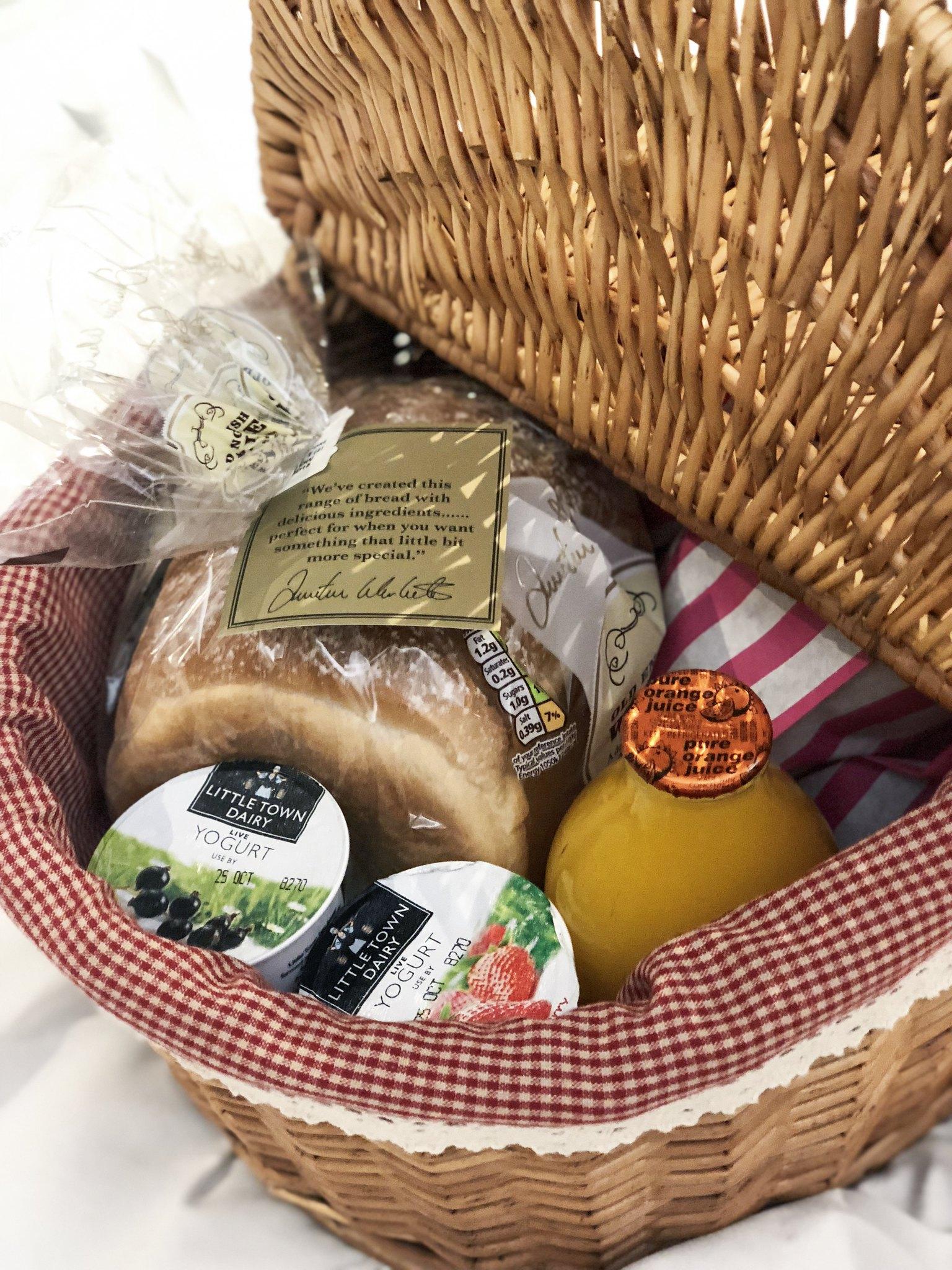 breakfast hamper Lake District