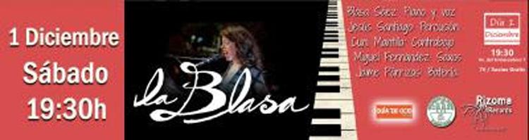 Jazz en el Embarcadero: La Blasa Quintet (presentación del disco