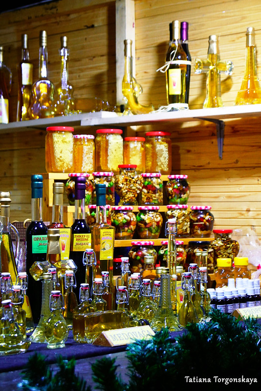 Продажа меда и медовухи