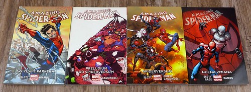 Spider-man The Amazing 1-3