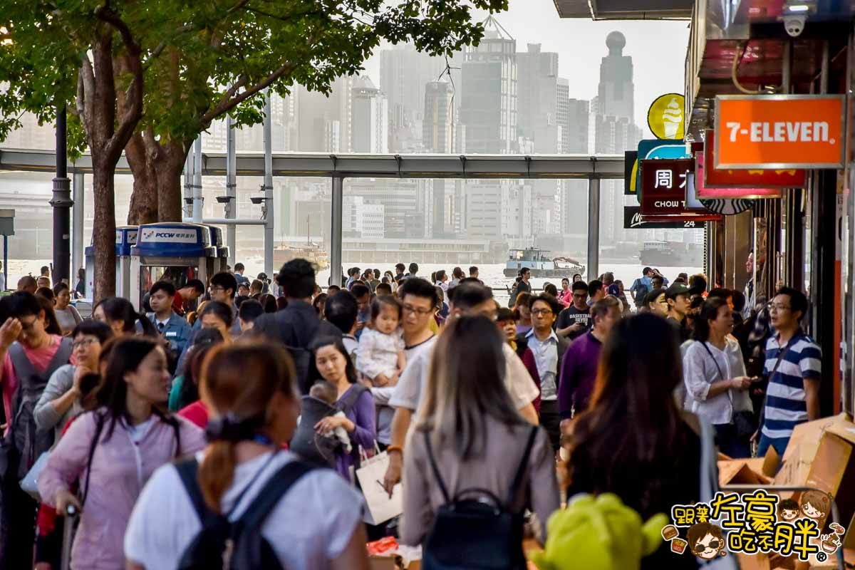 香港聖誕節 尖沙咀海港城聖誕裝飾-9