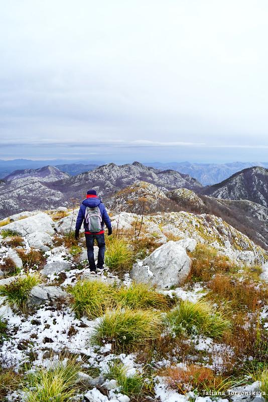 Продвижение к вершине Каменски Кабао