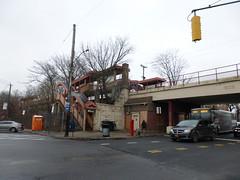 Staten Island Railway Eltingville Station