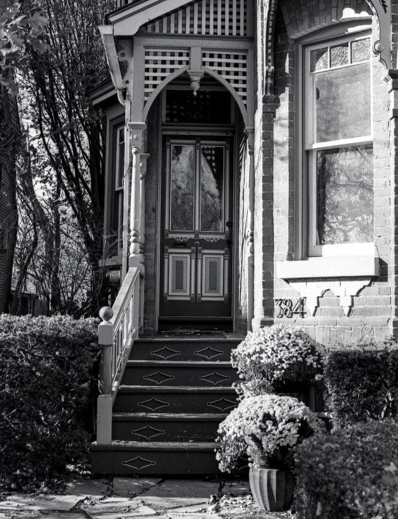 Cabbagetown Side Door