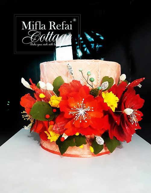 Cake by Mifla Refai Cottage