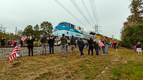 41 4141 bush funeral georgehwbush president train spring texas unitedstates us railroad locomotive