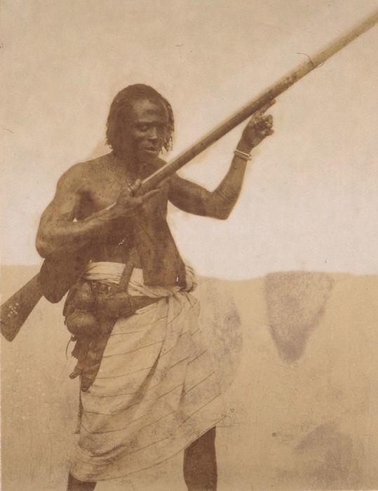 Стрельба по-ашантийски