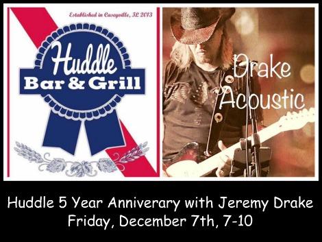Huddle 5 Year 12-7-18