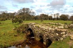 Bowithick Bridge, Bodmin Moor, Cornwall