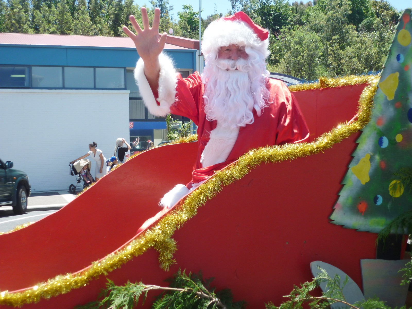 Waihi Christmas Parade 2018 - 2