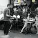 girls waiter coffee frith street soho london