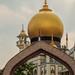 Masjid Sultan (Sultan Mosque), Arab Street, Singapore