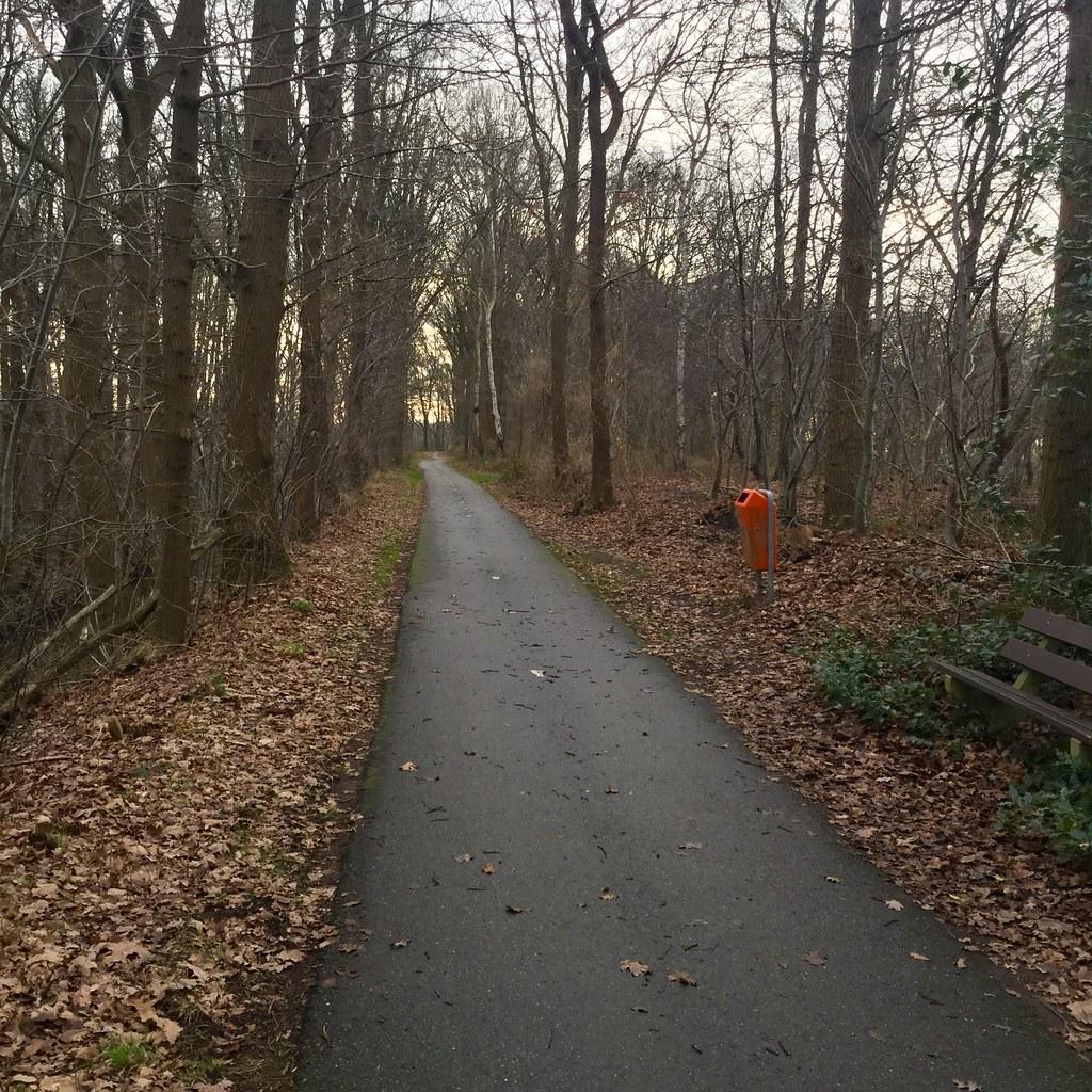 Rustige lange duurloop 30 december 2018